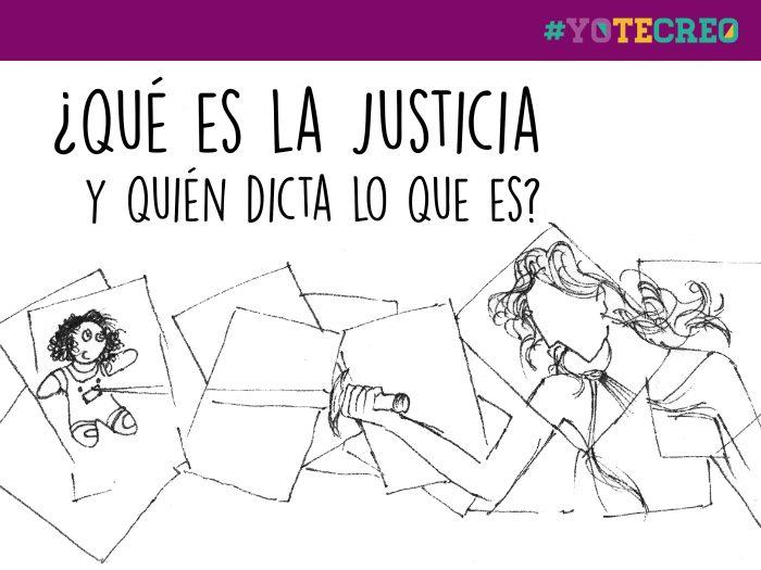 Campaña #YoTeCreo por la credibilidad de las víctimas de agresiones sexuales