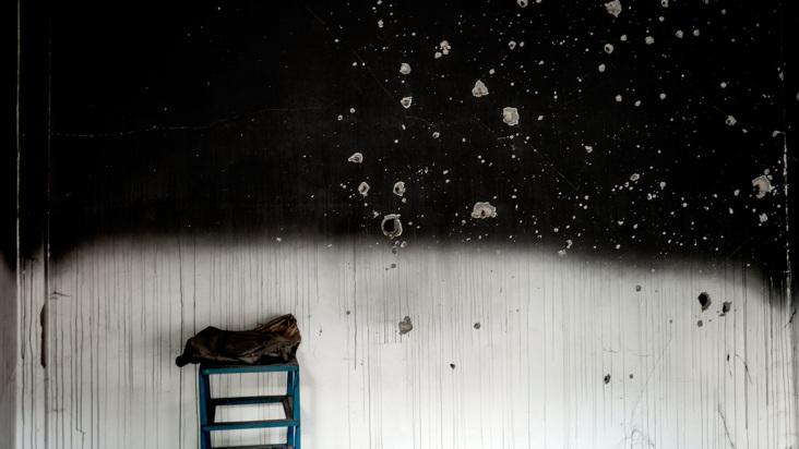 """""""Siria: las voces silenciadas"""", por Carole Alfarah y Mónica García Prieto"""