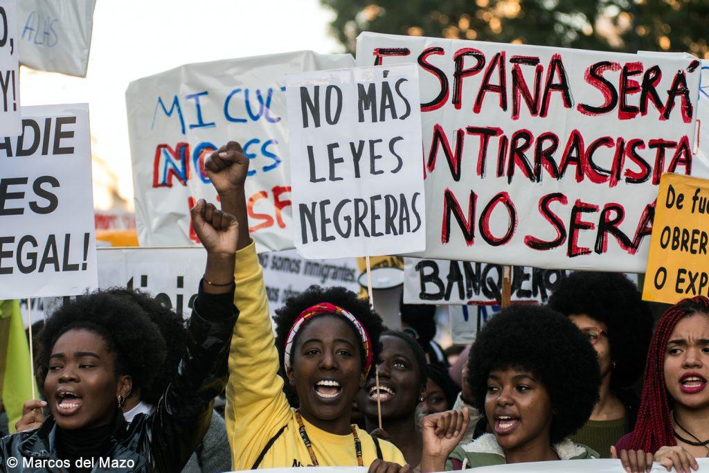 España será antirracista o no será
