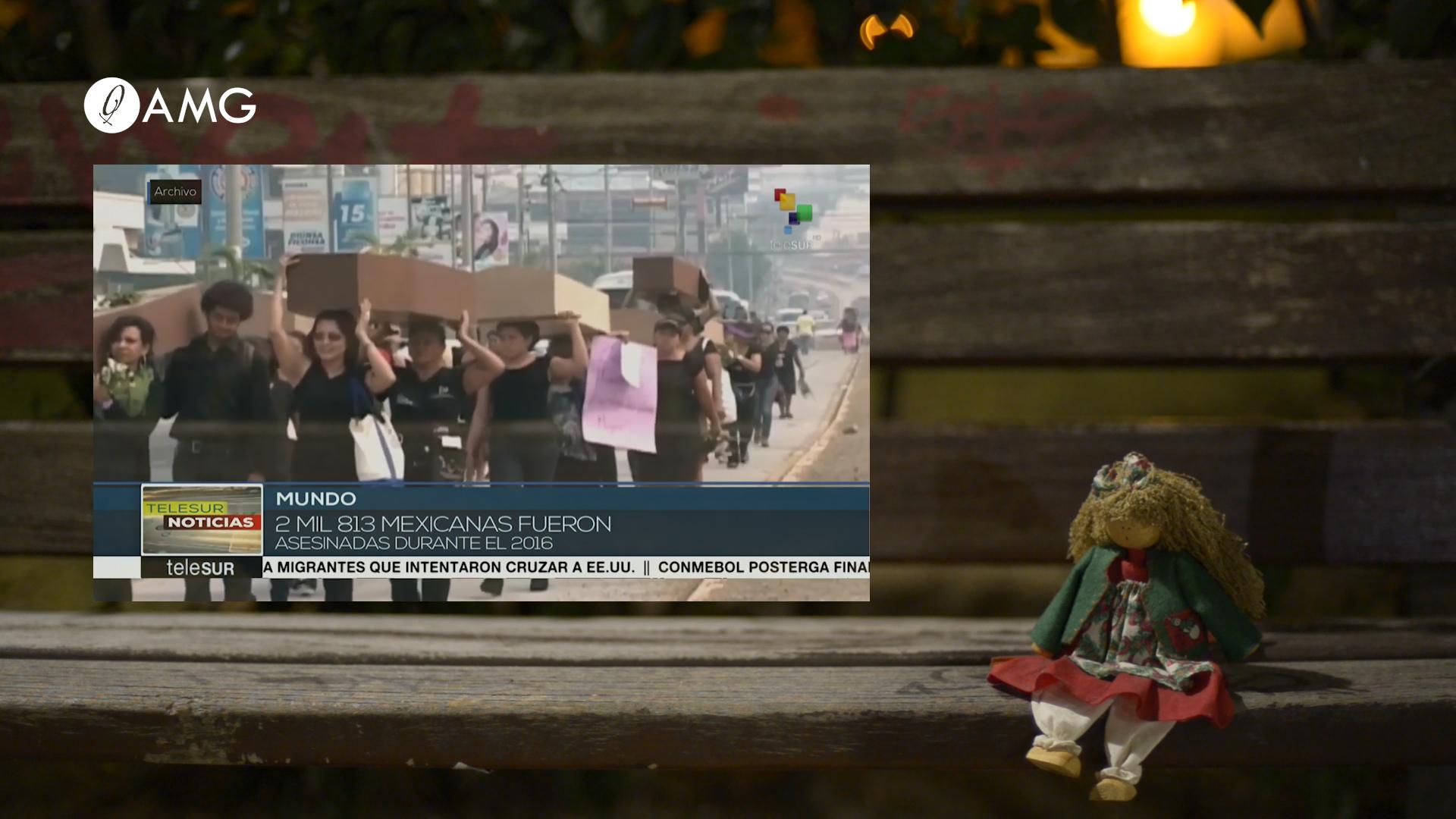 REFUGIADAS: las mujeres que huyen de Latinoamérica.