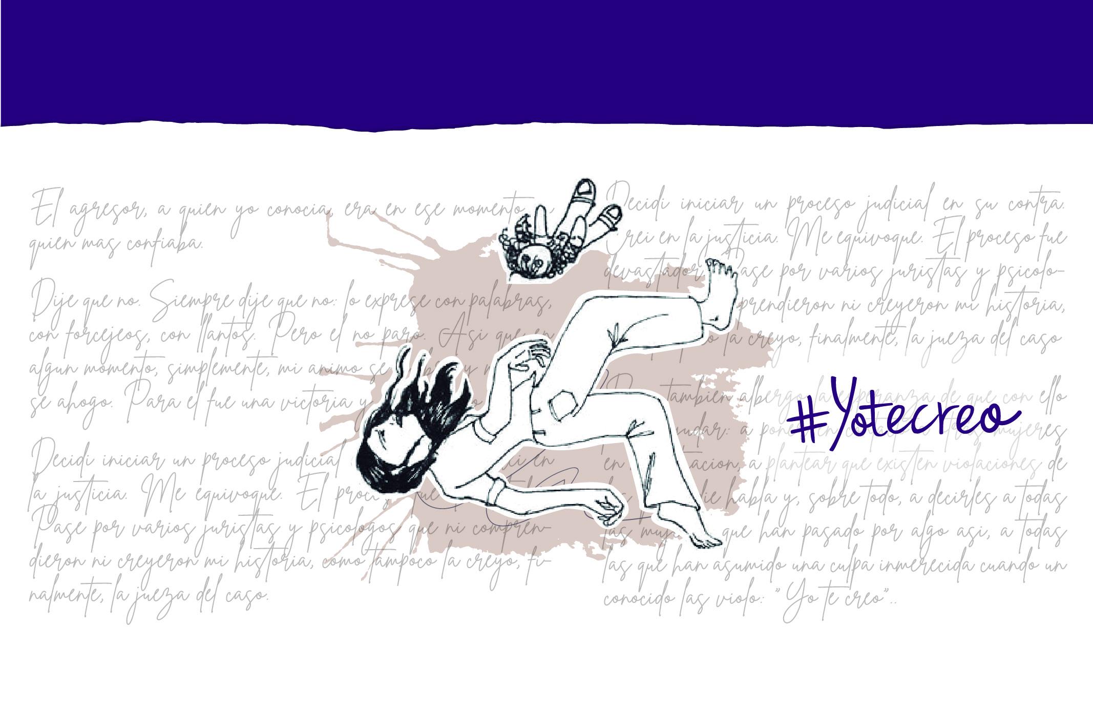 """Seminario internacional """"Violencia sexual y credibilidad: la violación del cuerpo y de la verdad"""""""